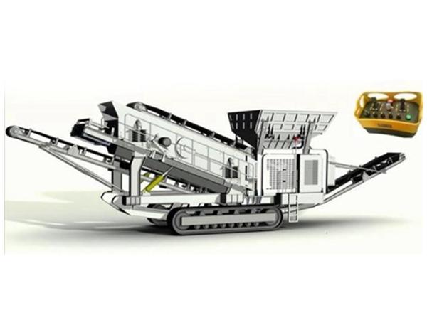 碎石机遥控器-碎石机